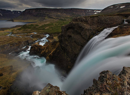 Scoopers in Iceland