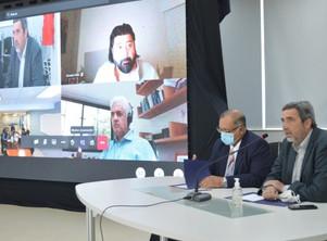 San Juan: Josemaría hizo su primera presentación hacia el Informe de Impacto Ambiental