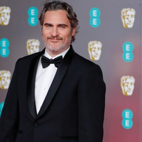 Joaquin Phoenix Calls Out 'Systemic Racism' At The BAFTAs