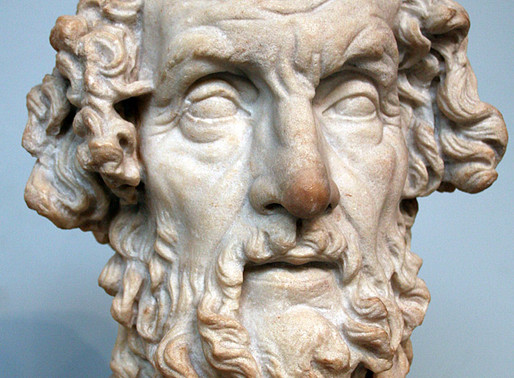 Homer | Ancient Greek Poet