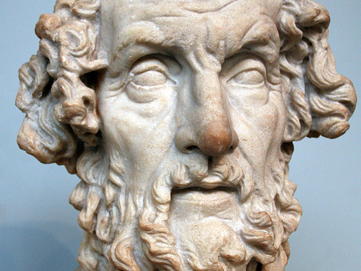 Homer | Ancient Greek Poet