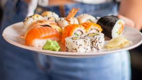 Gorgeous Sushi Virtual Date Night