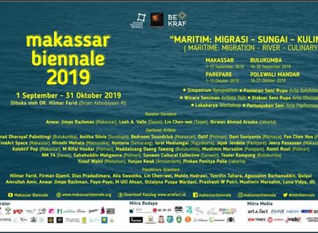 Makassar Biennale 2019 review