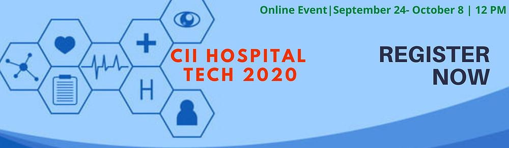 CII Hospital Tech 2020