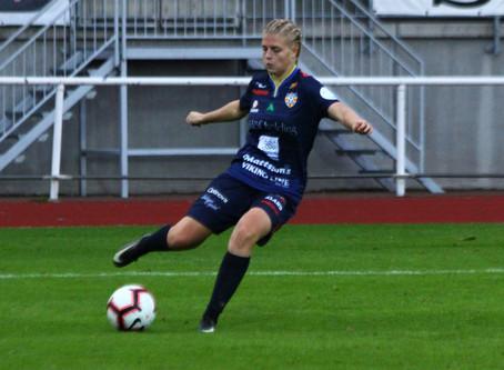 Åttonde spelaren Isabella gör en femte säsong med ÅU
