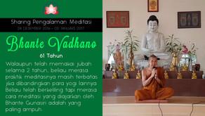 Belajar Meditasi tak kenal Jubah - Sharing oleh Y.M. BHIKKHU VADHANO