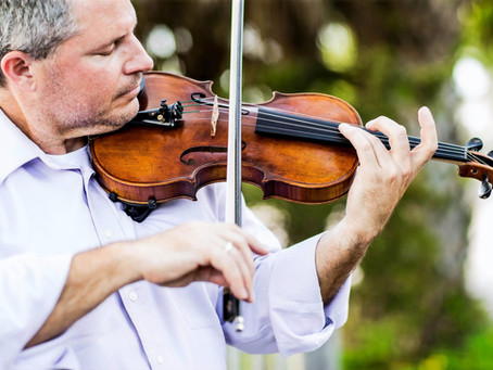 Artist Spotlight: David Mastrangelo, Naples Premier Violinist