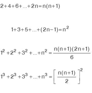 Ardışık sayılarda toplam formülleri ispatı(Matematik ispatlar serisi)
