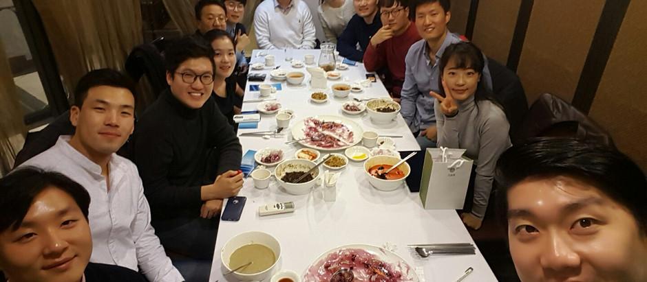 제 8차 멘토간담회 - 이태동 연세대 정치외교학과 교수님
