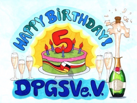 Virtueller DPGSV e.V. Geburtstagscocktail 12. Juni 2020