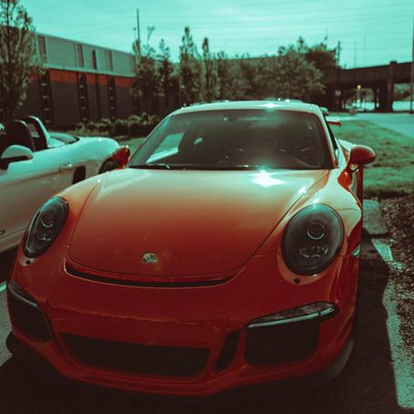 PORSCHE 911 GT3: CAUSE MANUAL MATTERS
