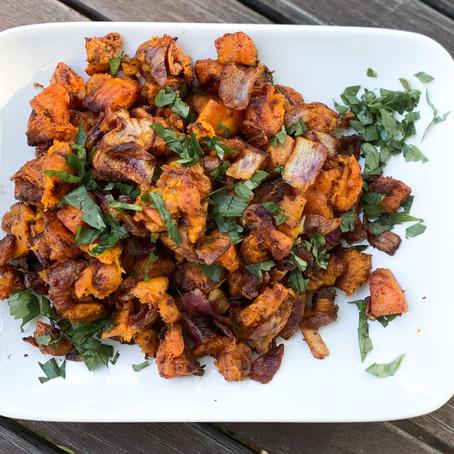 The Best Air Fryer Sweet Potatoes Ever