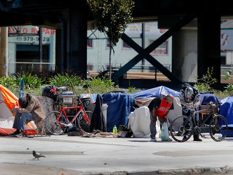 PEOPLE STILL DON'T GET IT: THE DEMOCRATS WANT TO CREATE CONDITIONS LIKE THOSE IN SAN FRANCISCO