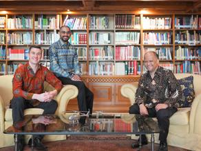 Indonesian Fintech Ayoconnect Appoints Ilham Akbar Habibie as Strategic Advisor