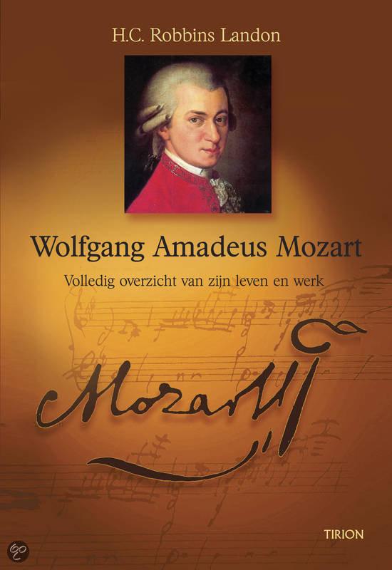 Mozart biografie van Robbins Landon