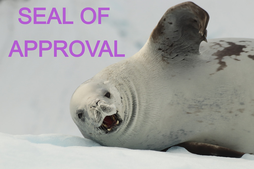 all Neo Magic tricks by Vinny Sagoo come with this seal of approval