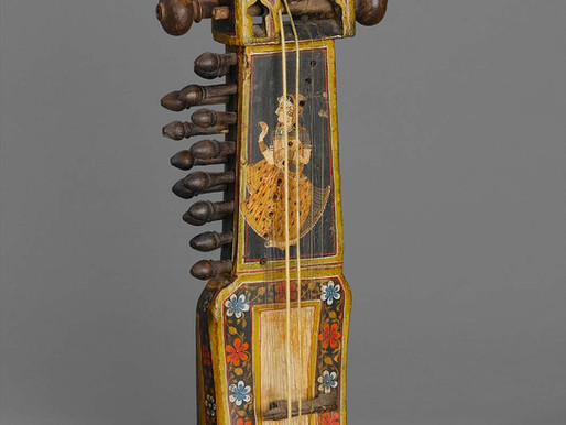The Sarangi: A Case Study In Colonialist Texts