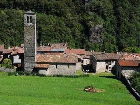 Borgo Cornello dei Tasso