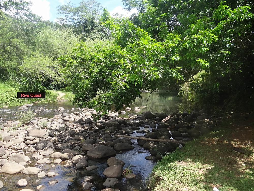 sentier randonnée de la cascade tambour