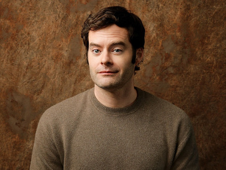 Comedy Voice-Over Actor of the Week (Male): BILL HADER
