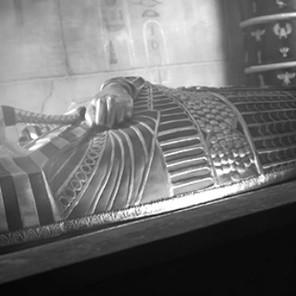Le tombeau d'Anubis