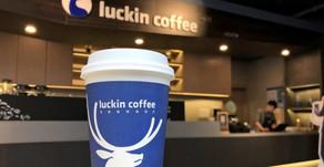 Luckin Coffee กาแฟจีนเกรดพรีเมียมจีนที่กำลังตี Star Buck