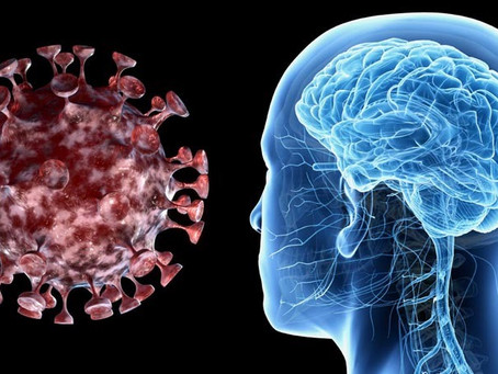 Νευρολογικές εκδηλώσεις σε ασθενείς με τη νόσο COVID-19