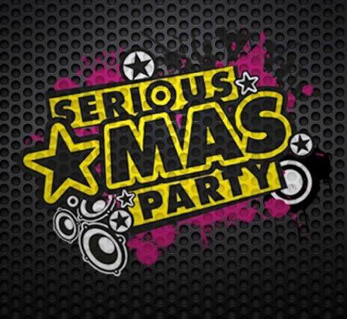 Serious Xmas Party verrassend en gevarieerd programma