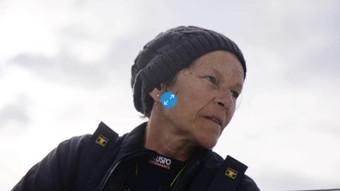 La navigatrice Anne Liardet s'engage auprès de Cancer@Work