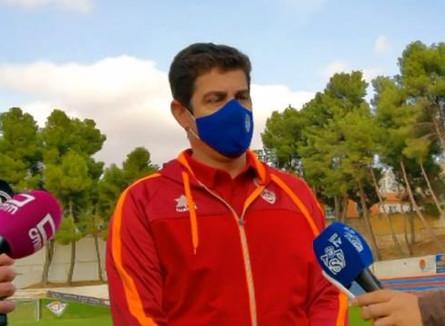 Declaraciones de Manolo Martínez tras el CP Villarrobledo 0 UD Socuéllamos 0