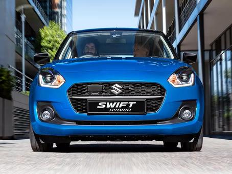 性价比高、上班族心水之选-混合动力Suzuki Swift Hybrid