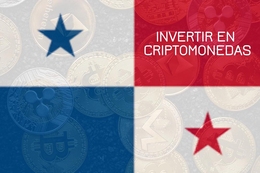 Comprar Criptomonedas desde Panamá en 5 pasos