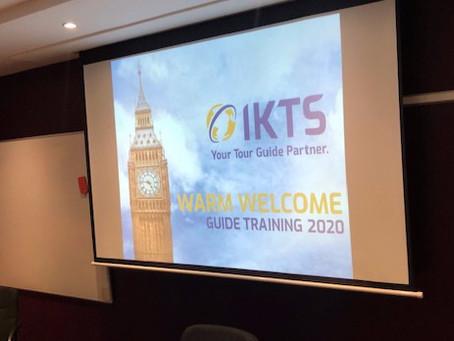 Tour Guide-Basistraining 2020