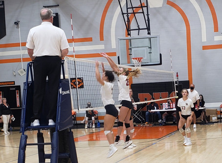 Lady Wildcats Pounce the Lady Panthers