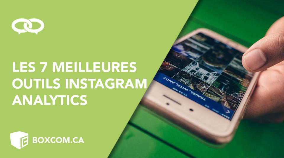 Instagram analytics - Social media manager