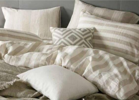 Organic Flax Sheets Duvet