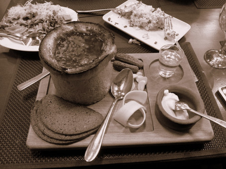 Il settore della ristorazione in Russia è in profonda crisi.