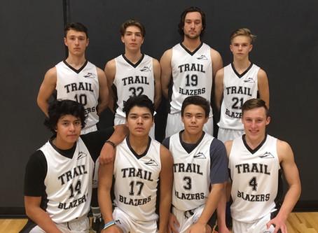 Boys' basketball team goes to provincials