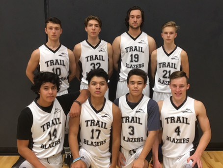 Boys' basketball team goes to provincials