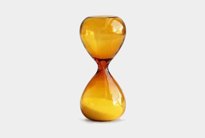 Hourglass, from Coffeewerk & Press, €14.50