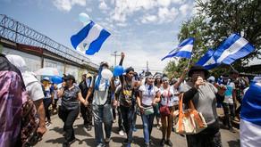 Nicaragua en vilo