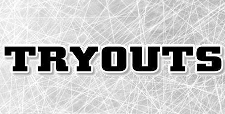 Bantam A Tryout Roster for Fridays game