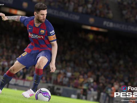 Erste Details zu eFootball PES 2020