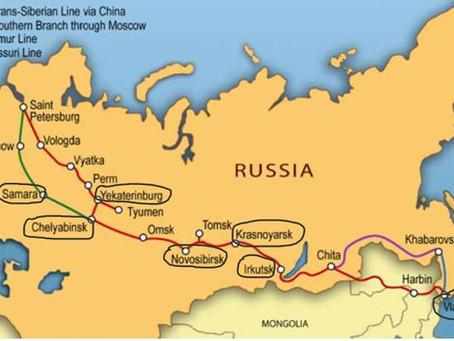 Kontor i Moskva og netværk i regionerne