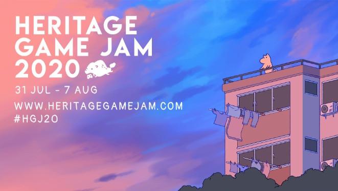 Heritage Game Jam 2020