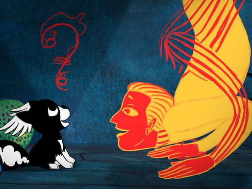 【汪星人的奇幻漂流】母子聯手打造笑淚交織狗故事