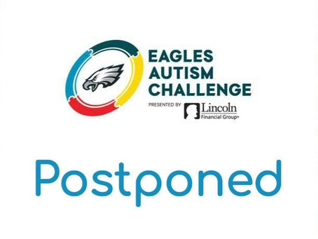 Eagles Delay 3rd Annual Autism Challenge and 5K