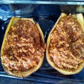Recipe - Papoutsakia (little shoes)
