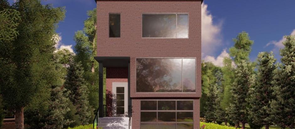 OUR HOUSE PLANS: EXTERIOR WALK AROUND