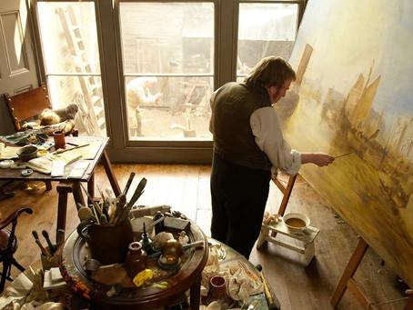 Mr. Turner (tal y como yo la ví)